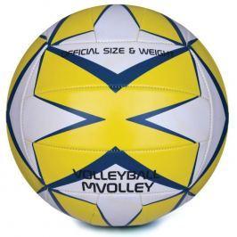 MVOLLEY  Volejbalový míč žlutý rozm.5