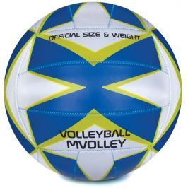 MVOLLEY  Volejbalový míč modrý rozm.5