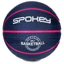 MAGIC Basketbalový míč  modrý s růžovým  vel.7