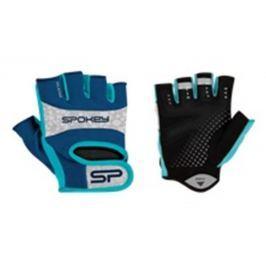 ELENA II Dámské Fitness rukavice  vel.L modro-tyrkysové, S