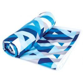 Spokey MENORKA Rychleschnoucí plážový ručník 100x180 cm