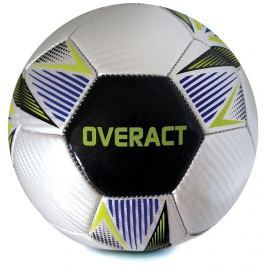 Spokey OVERACT fotbalový míč vel. 5, černý
