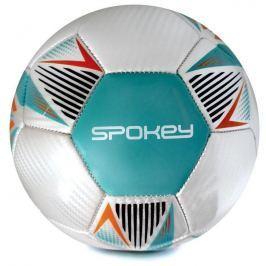 Spokey OVERACT fotbalový míč vel. 5, tyrkysový