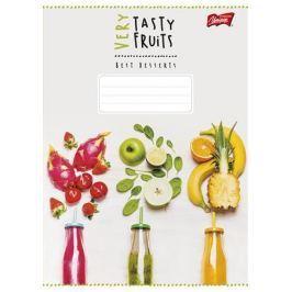 UNIPAP Sešit Very Tasty, A4, plain, 96 listů,