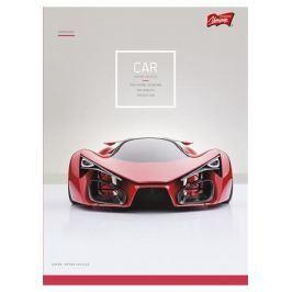 UNIPAP Sešit Cars, A5, linkovaný, 32 listů,