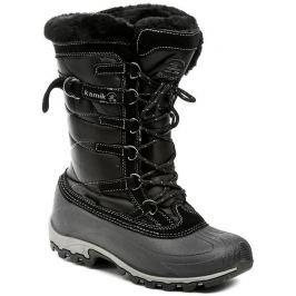 Kamik Snowvalley black dámská zimní obuv, 41