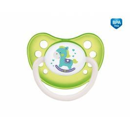 Canpol Babies Dudlík anatomický  18m+ C, Toys -  koníček zelený