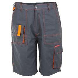 Kalhoty šedé krátké M 164-170/82-86