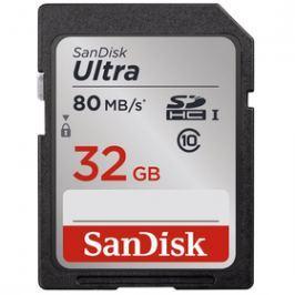 SanDisk 139767 SDHC 32GB 80M UHS-I ULTRA