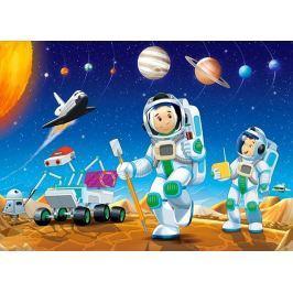 CASTORLAND Dětské puzzle  06953 Na jiné planetě 60 dílků