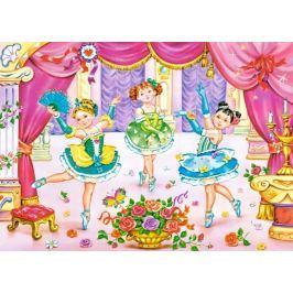 CASTORLAND Dětské puzzle 70 dílků - Malé baletky