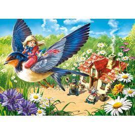 CASTORLAND Dětské puzzle  13203 Malenka 120 dílků