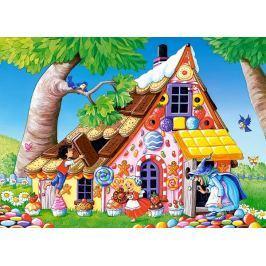 CASTORLAND Dětské puzzle  13333 Jeníček a Mařenka 120 dílků