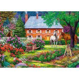 CASTORLAND Puzzle  300 dílků - Sladká zahrada