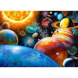 CASTORLAND Puzzle Planety a jejich měsíce 300 dílků