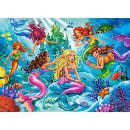 CASTORLAND Puzzle Setkání mořských víl 300 dílků