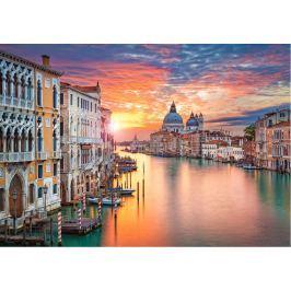 CASTORLAND Puzzle  500 dílků - Západ slunce v Benátkách