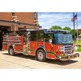 CASTORLAND Puzzle Požární vozidlo 500 dílků