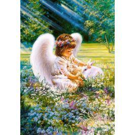 CASTORLAND Puzzle Andělská péče 500 dílků