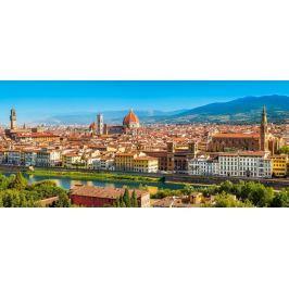 CASTORLAND Panoramatické puzzle Florencie, Itálie 600 dílků