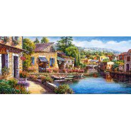 CASTORLAND Panoramatické puzzle Carmax 600 dílků