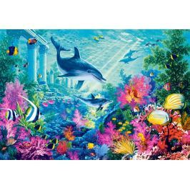 CASTORLAND Puzzle  103515 Podvodní průzkum 1000 dílků
