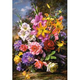 CASTORLAND Puzzle  103607 Váza plná květin 1000 dílků