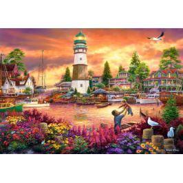 CASTORLAND Puzzle  103645 Love Lifted Me 1000 dílků