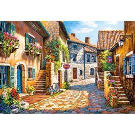 CASTORLAND Puzzle Cesta ve vesnici 1000 dílků