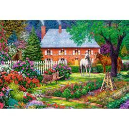 CASTORLAND Puzzle  151523 Sladká zahrada 1500 dílků