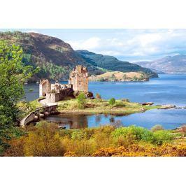 CASTORLAND Puzzle  2000 dílků - Hrad Eilean Donan, Skotsko