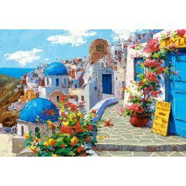 CASTORLAND Puzzle  2000 dílků - Jaro v Santorini
