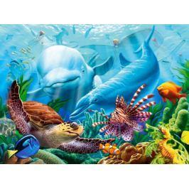 CASTORLAND Puzzle  2000 dílků - Život v oceánu