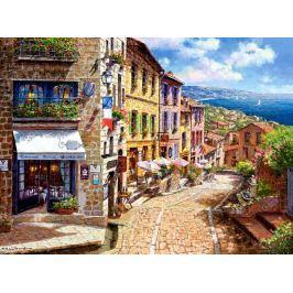 CASTORLAND Puzzle Odpoledne v Nice, Francie 3000 dílků