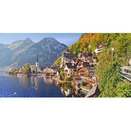 CASTORLAND Puzzle  4000 dílků - Hallstatt, Rakousko