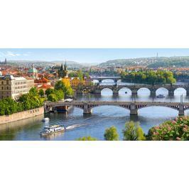 CASTORLAND Puzzle  4000 dílků - Vltavské mosty