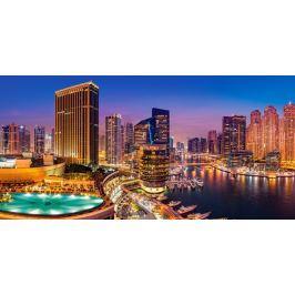 CASTORLAND Puzzle 400188  4000 dílků - Marina Pana, Dubaj