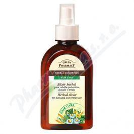 ELFA PHARM Herbal elixír pro křehké a poškozené vlasy 250ml