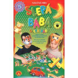 PEXI Naučná hra pro děti: Slepá bába