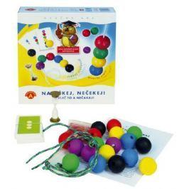 PEXI Navlékej, nečekej společenská hra v krabici 24,5x25,5x6cm