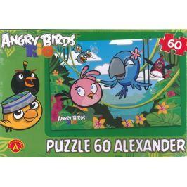 ALEXANDER Dětské puzzle Angry Birds RIO: Kamarádky 30 dílků
