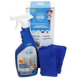 Nanoprotech Windows & Mirror Cleaner čistič na okna