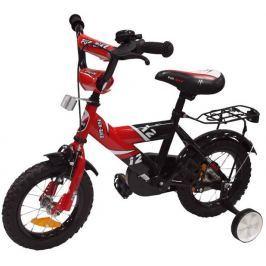 Dětské kolo 1201 Fun bike - červené