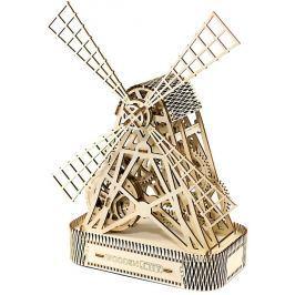Wooden City 3D mechanické puzzle - Mlýn