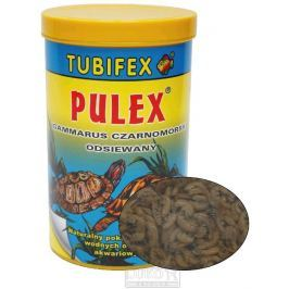 Tubifex GAMARUS-PULEX vodní želva,ryba1000ml-10067