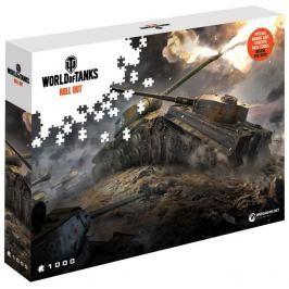 Puzzle World of Tanks: Východ proti Západu 1000 dílků