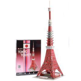 CUBICFUN 3D puzzle  - Tokijská věž (Tokyo Tower) 3D, Tokio