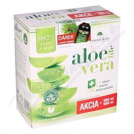 PHARMA ACTIV CZECH AloeVeraLife 1000ml 1+1 příbal Olej ze sib. jedle