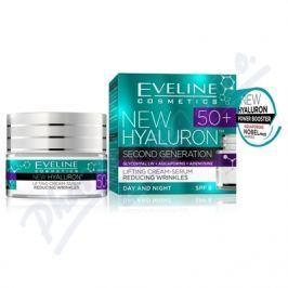 EVELINE COSMETICS EVELINE BIO Hyaluron 4D day+night cream 50+ 50ml