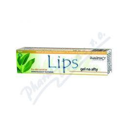 PHARMACY LABORATORIES LIPS gel na afty 10ml